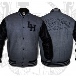 Jacket Grey Black