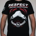 Lionheart Respect Front